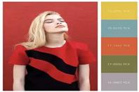 2019春夏女装流行趋势 色彩和图案分析
