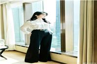 种草神仙姐姐刘亦菲的白衬衫 你也能当天仙本仙